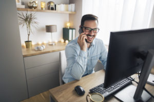 Working remotely from home | emindful.com
